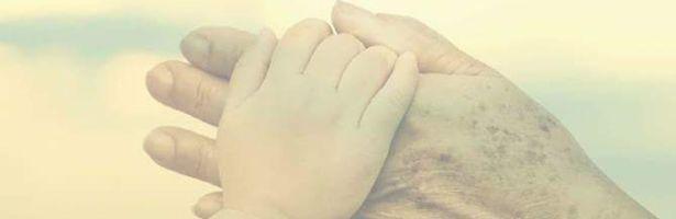 Velfærds hænder