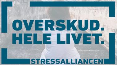 Overskud hele livet - forebyg stress