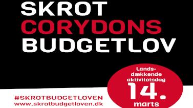 14.3.: Landsdækkende aktiviteter mod budgetloven